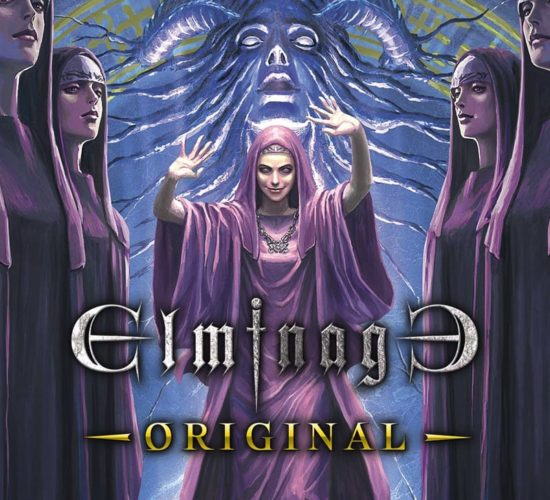Elminage Original ~ Dark shrine maiden and ring of gods ~